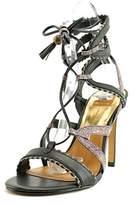 Dolce Vita Haven Open-toe Leather Heels.