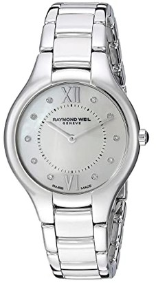 Raymond Weil Noemia - 5132-ST-00985 (Silver) Watches