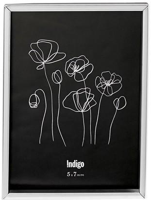 """Indigo Slim Profile Desk Frame Chrome 5"""" X 7"""""""