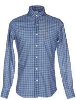 Finamore 1925 Shirts - Item 38661100