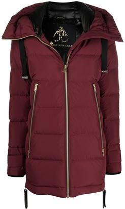 Moose Knuckles Puffer Hooded Jacket