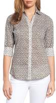 Foxcroft Women's Mary Cotton Shirt