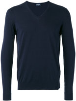 Drumohr V-neck jumper - men - Cotton - 52