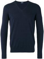 Drumohr V-neck jumper - men - Cotton - 54