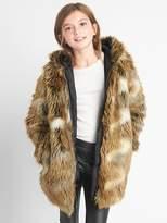 Gap Limited Edition fur hoodie jacket