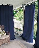 """Elrene Matine Solid Indoor/Outdoor 52"""" x 108"""" Panel Bedding"""