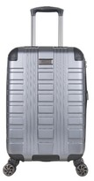 Kenneth Cole Reaction Luggage Embossed 20-Inch Carry-On Hard Shell Luggage