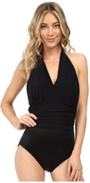 Magicsuit Solids Yves One-Piece Women's Swimsuits One Piece