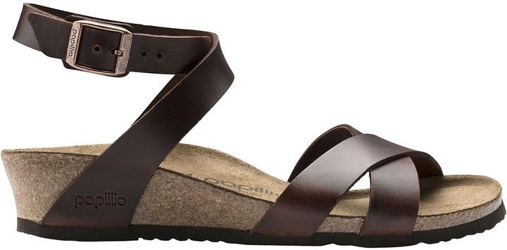 Birkenstock Lola Wedge Limited Edition Papillio Narrow Sandal - Women's