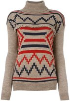 Woolrich turtleneck jumper