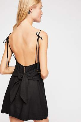 The Endless Summer Turnin' Heads Mini Dress by at Free People