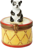 Chamart Panda on Drum Box