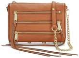 Rebecca Minkoff Mini 5 Zip Bag Crossbody Bag