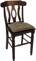 JCPenney Klear-Vu Klear Vu Thatcher 2-Pack Gripper Delightfill Chair Cushions