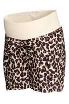 H&M MAMA Patterned Shorts