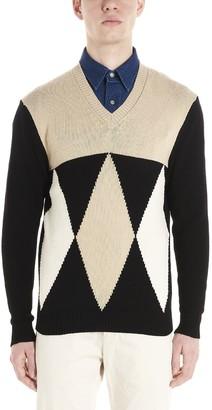 Ballantyne maxi Diamond Sweater