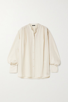 Joseph Silk Blouse - Cream