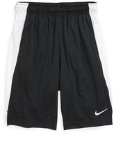 Nike Boy's 'Fly' Dri-Fit Training Shorts
