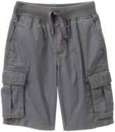 Crazy 8 Pull-On Cargo Shorts