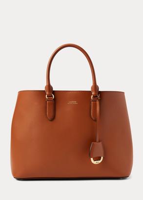 Ralph Lauren Leather Marcy Satchel