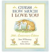 Penguin Random House Guess How Much I Love You 20th Anniversary Edition Illustrated Book