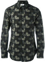 Ports 1961 star camouflage shirt