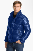Moncler 'Ever' Quilted Puffer Jacket
