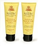 The Naked Bee Naked Bee Orange Blossom Hand and Body Lotion (2 Pack)