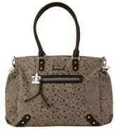 Kalencom Paris Diaper Bag in Starburst Grey