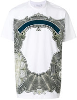 Givenchy Baroque patch T-shirt