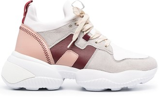 Hogan Colour-Block Sneakers