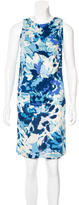 Etro Printed Knit Dress