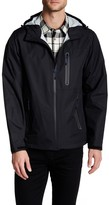 Hawke & Co Tech Hooded Rain Jacket