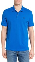 Victorinox Men's Classic Stretch Pique Polo