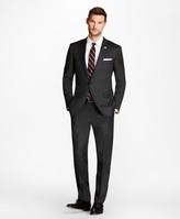 Brooks Brothers Regent Fit Grey Herringbone 1818 Suit