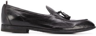 Officine Creative Tasseled Loafers