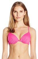 Oakley Women's Core Solids Sport Bra Bikini Top
