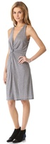 Derek Lam 10 Crosby Sleeveless Twist Dress