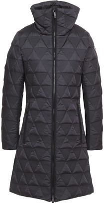 Fusalp Quilted Shell Hooded Coat