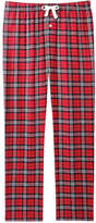 Joe Fresh Men's Drawstring Waist Sleep Pant, Carmine Red (Size XXL)