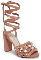 Kenneth Cole New York Women's Dierdre Embellished Sandal