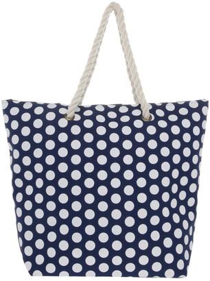 Regatta Dot Double Handle Tote Bag