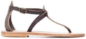 K. Jacques Open-Toe Sandals