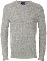 Polo Ralph Lauren cashmere cable-knit jumper