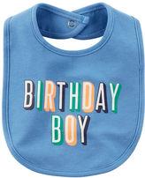 Carter's Birthday Boy Teething Bib