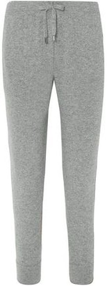 Brunello Cucinelli Cropped Cashmere Track Pants