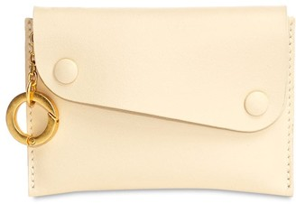Il Bisonte Fifty On Europa Leather Wallet