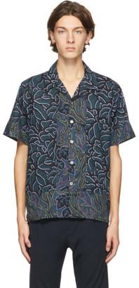 Paul Smith Black Mountain Floral Shirt