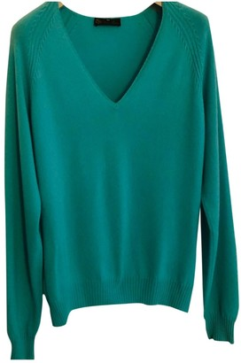Loro Piana Turquoise Cashmere Knitwear for Women