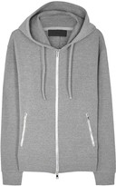 Plac Grey Cotton Blend Sweatshirt
